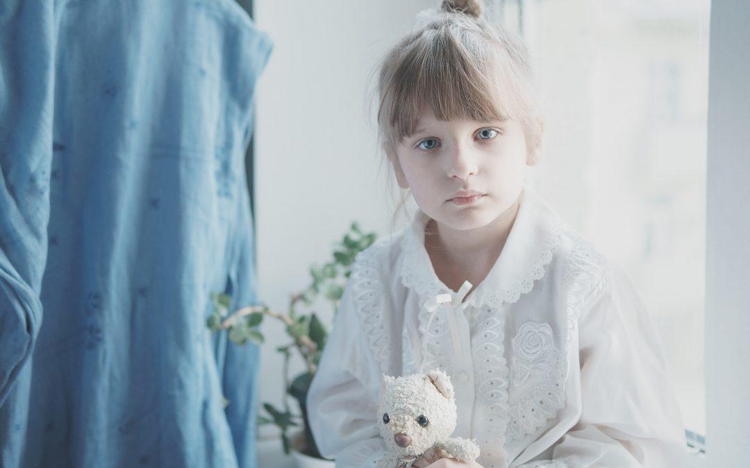 Jak NIEzafundowałam dziecku traumy